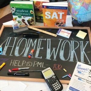 Homework Help @ PML
