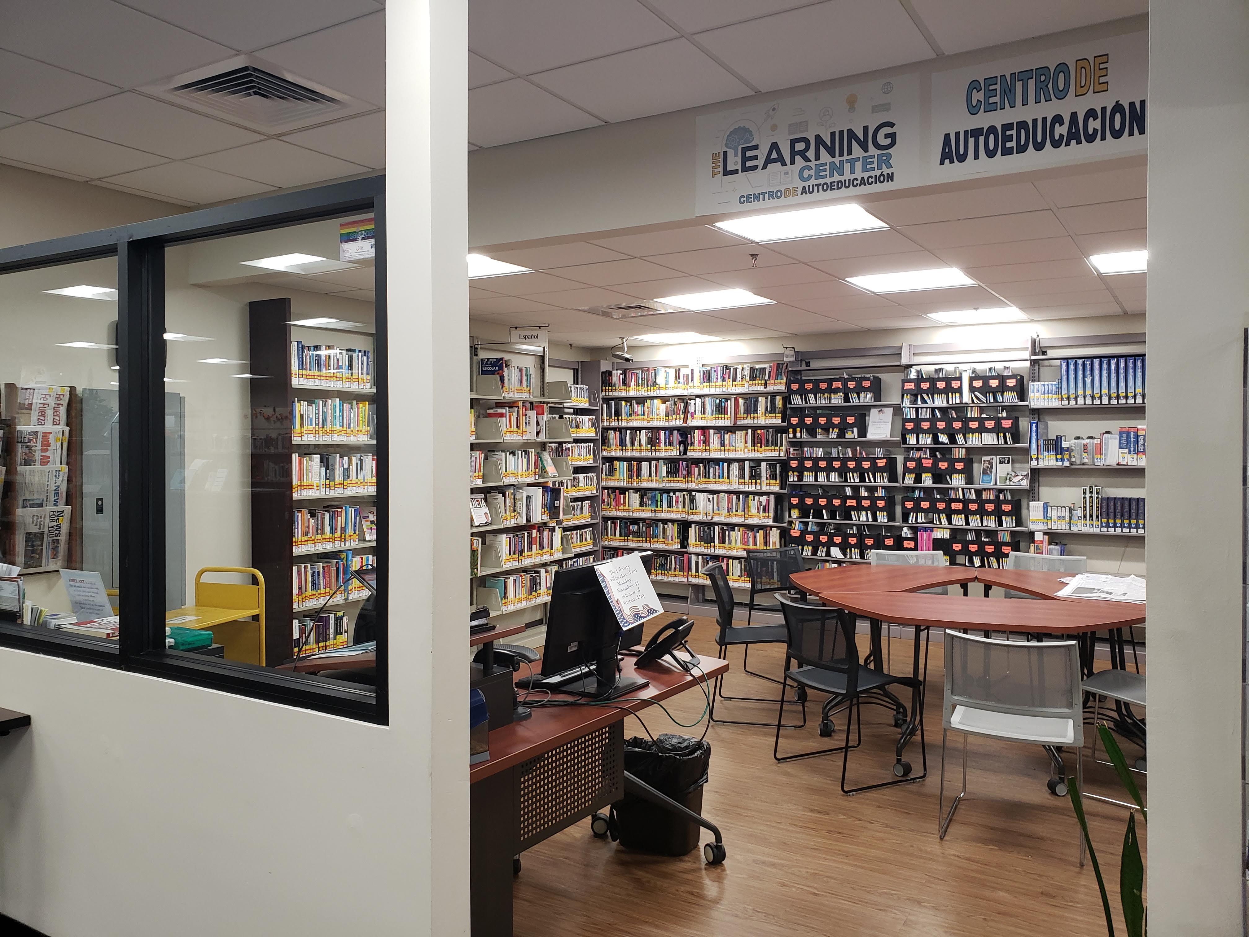 El Centro de Aprendizaje