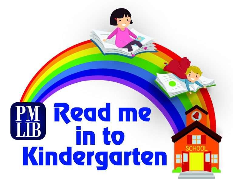 Read me into Kindergarten