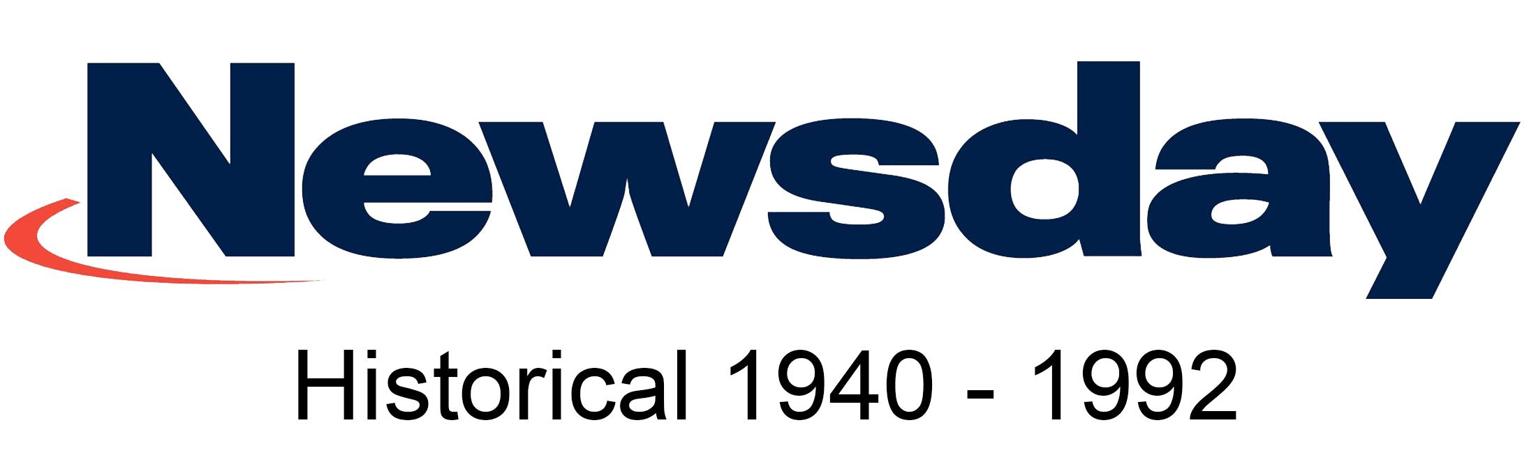 Newsday Historical, 1940-1992